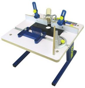 Charnwood Router Table