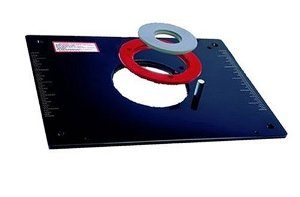 Rousseau 3509 Router Base Plate