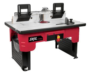 Stable Base Router Table