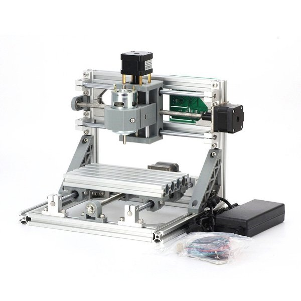 A CNC Router Machine that is compact and portable