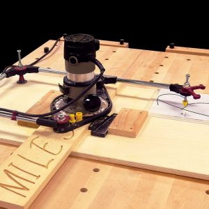 PantographPRO Router Jig